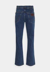 Wrangler - TEXAS - Jeans straight leg - blast blue - 6