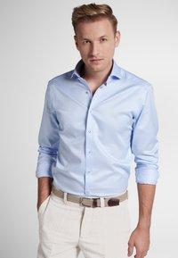 Eterna - SLIM FIT - Formal shirt - light blue - 0