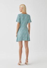 PULL&BEAR - Day dress - green - 2