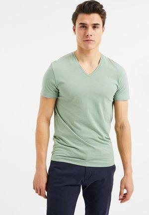 T-shirt - bas - light green