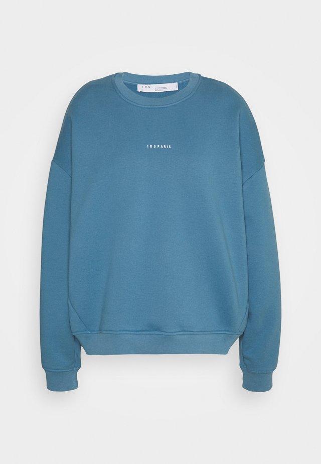 SIRYLA - Sweater - blue vintage