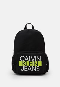 Calvin Klein Jeans - BACK TO SCHOOL BACKPACK SET - Set zainetto - black - 0