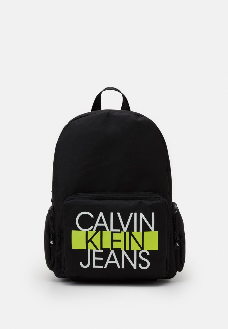 Calvin Klein Jeans - BACK TO SCHOOL BACKPACK SET - Set zainetto - black