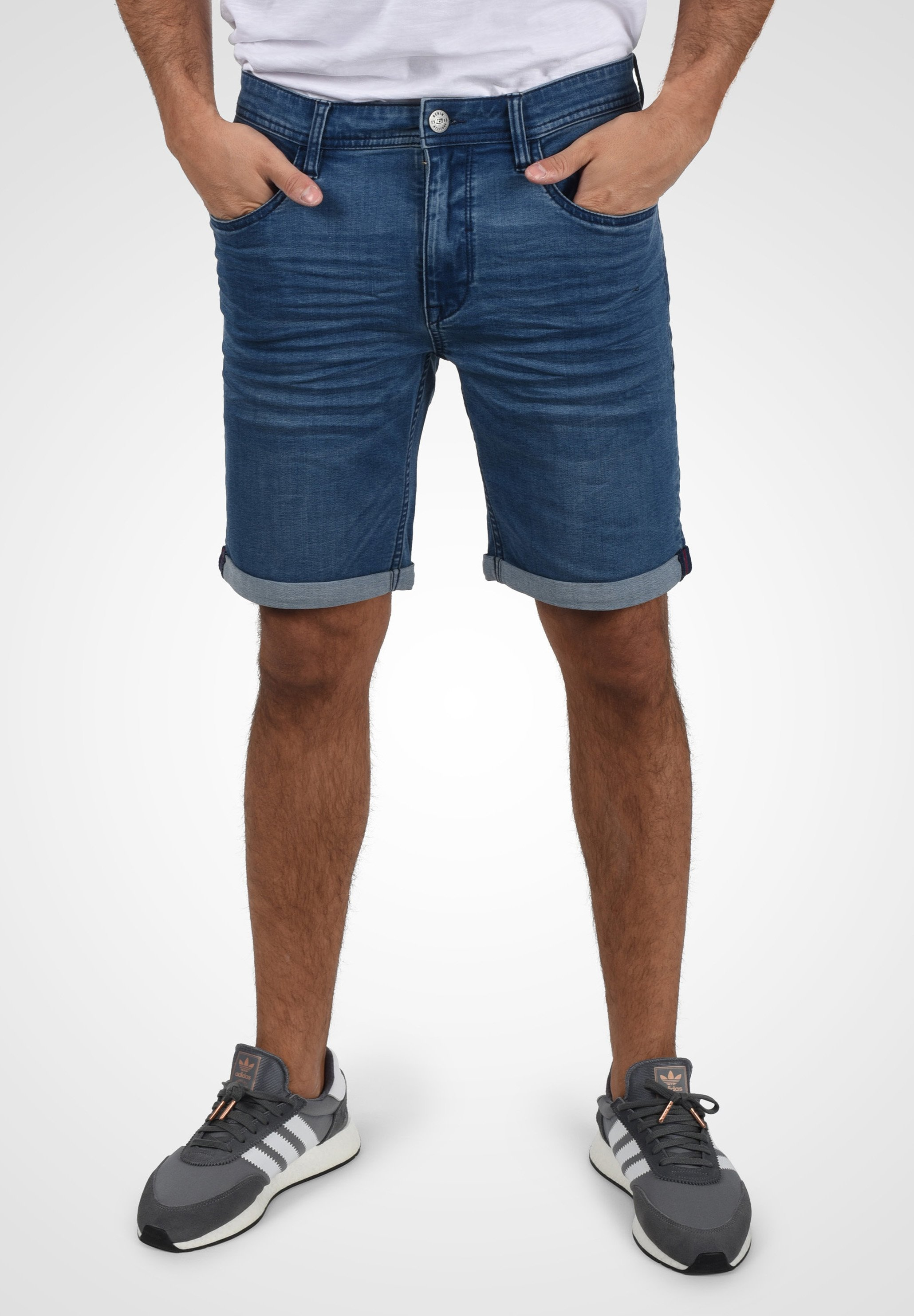 Herrer BENDIGO - Jeans Short / cowboy shorts