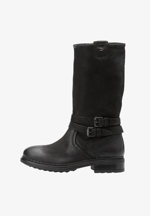 Cowboy-/Bikerlaarzen - black