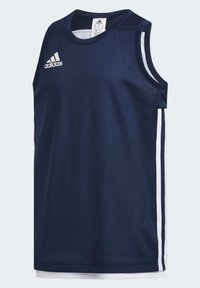 adidas Performance - 3G SPEED REVERSIBLE JERSEY - Top - blue - 0