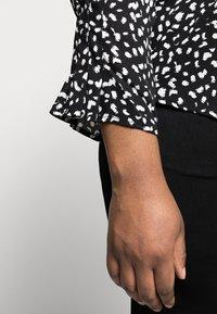 Selected Femme Curve - SLFVIA - Pusero - black - 4