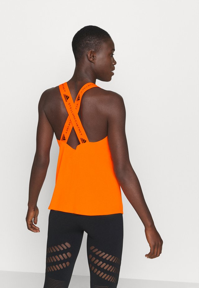 TRUEPUR TANK - Top - app signal orange