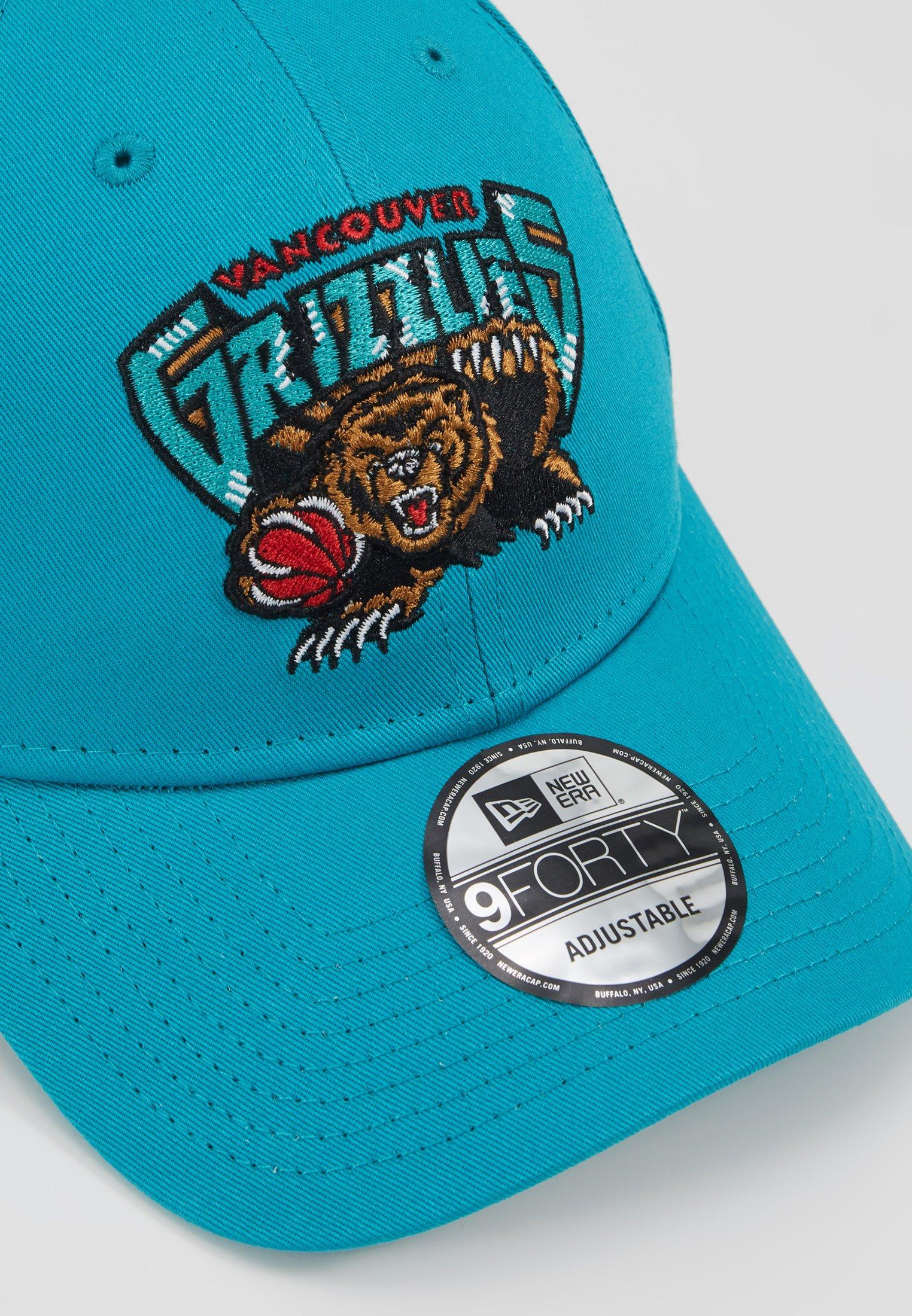 New Era Nba Memphis Grizzlies Hardwood Classics Nights Series Forty - Cap Mottled Teal/petrol Meliert