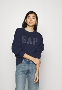 GAP - SHINE - Sudadera - navy uniform - 3