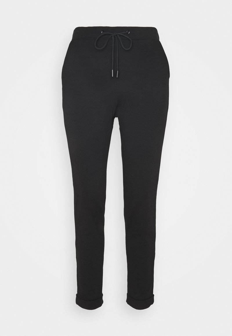 Esprit - MR JOGGER - Tracksuit bottoms - black
