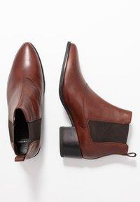 Vagabond - MARJA - Ankelstøvler - brandy - 3