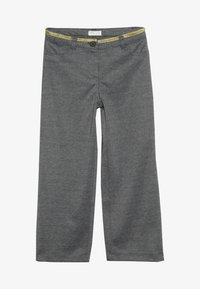 OVS - Tygbyxor - grey - 2