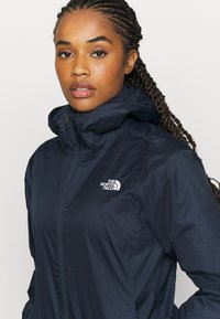 The North Face - QUEST JACKET - Hardshelljacke - urban navy - 4