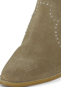 ICHI - IAFANN SUEDE BOOT - Ankle boots - natural - 6