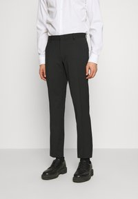 Michael Kors - SLIM FIT SUIT - Suit - black - 4