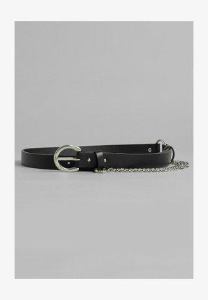MIT KETTEN  - Belt - black