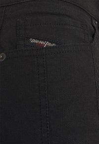 Diesel - D-VIDER-BK-SP-NE - Relaxed fit jeans - 0DDAX - 2