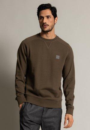 WESTART - Sweatshirt - dark green