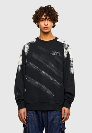 S GIRK A - Sweatshirt - black
