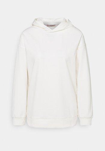 Long loose fit hoodie