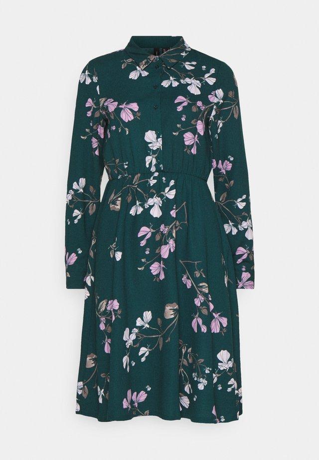 VMANNIE DRESS - Shirt dress - ponderosa pine
