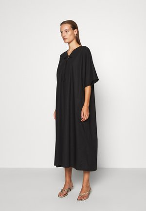 DRESS - Kjole - black dark