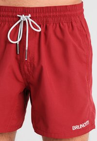 Brunotti - CRUNOT - Swimming shorts - burgundy - 2
