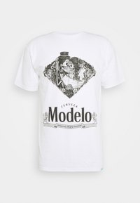 Diamond Supply Co. - DIA DE LOS MUERTOS TEE - Print T-shirt - white