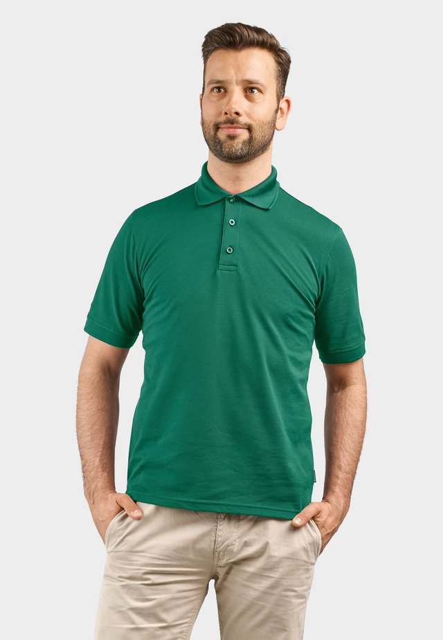 Polo shirt - dunkelgrün