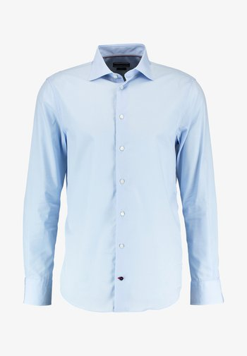 FITTED - Camisa elegante - blue
