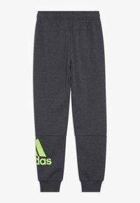adidas Performance - Pantalones deportivos - mottled dark grey - 1