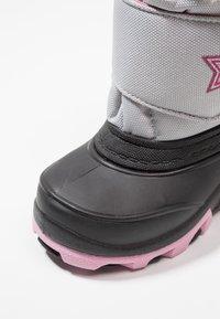 Friboo - Stivali da neve  - light grey - 2