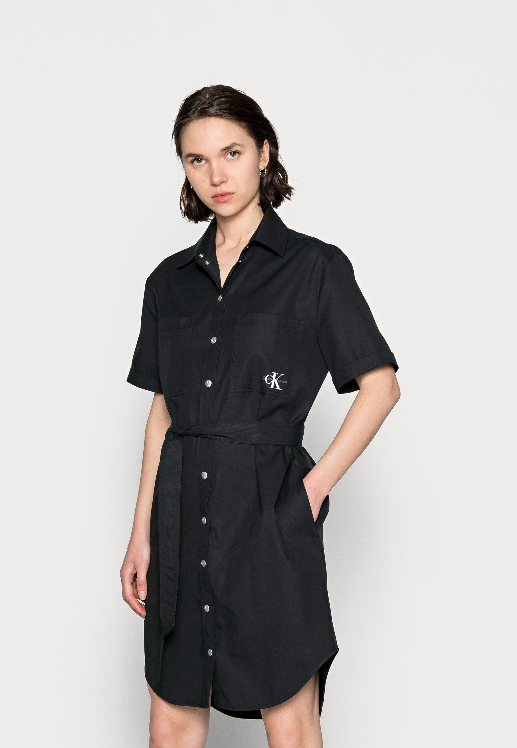 Mujer UTILITY SHIRT DRESS - Vestido informal