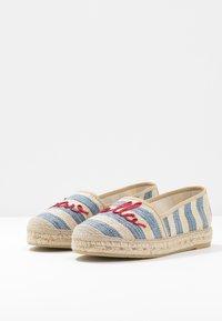 Vidorreta - Espadrilles - raya casona jeans - 3