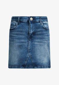 WE Fashion - Denim skirt - blue - 0