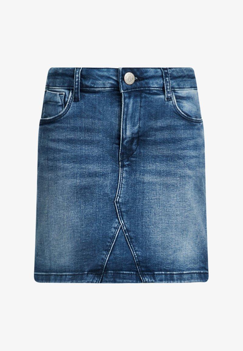 WE Fashion - Denim skirt - blue