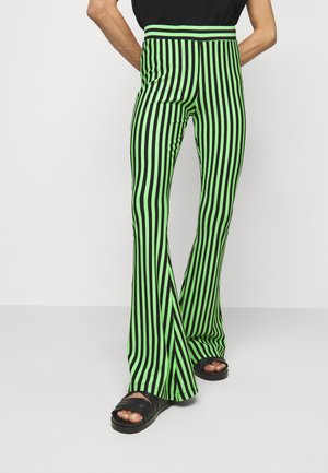 RAJ FLARED LEGGINGS - Leggings - Trousers - mint