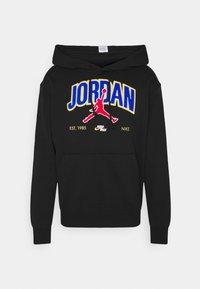 Jordan - Felpa - black - 0
