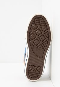Converse - CHUCK TAYLOR ALL STAR OLLIE - Zapatillas altas - blue slate/court blue - 5