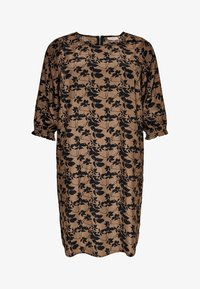 ONLY Carmakoma - Day dress - toasted coconut - 4