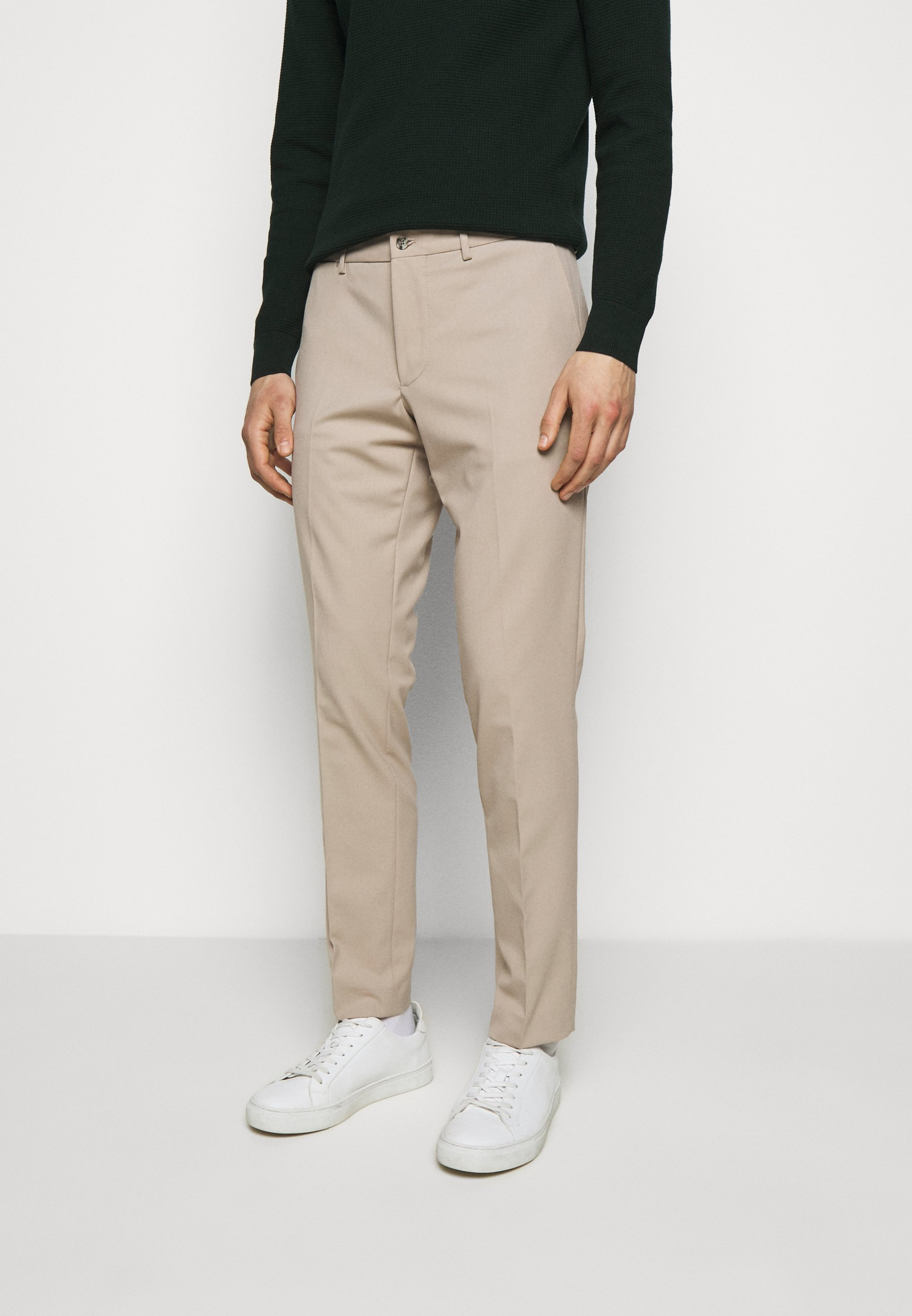 Men GRANT STRETCH PANTS - Trousers