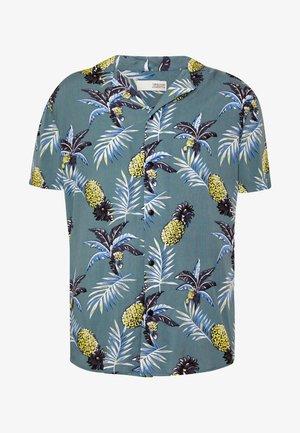 BRANDO CUBA TROPIC - Skjorta - hedge gree