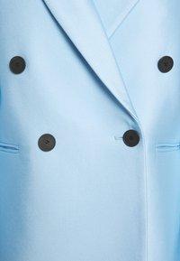 DESIGNERS REMIX - HAILEY - Short coat - sky blue - 8
