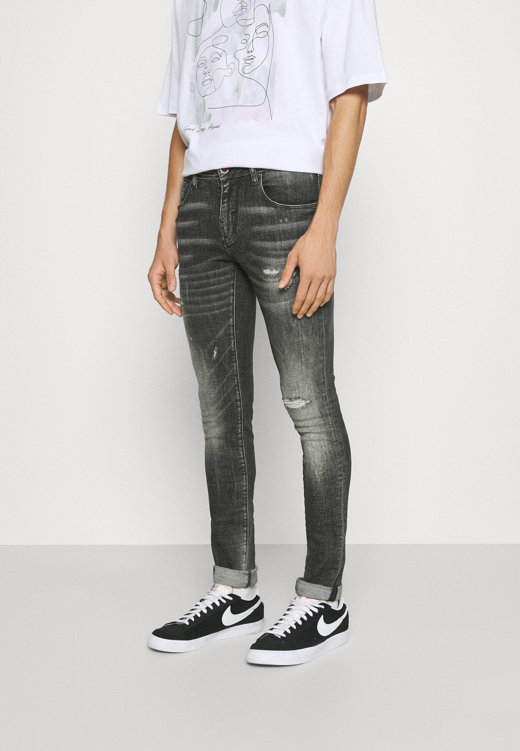 Herren GILMOUR - Jeans Skinny Fit