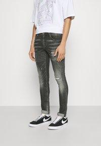 Antony Morato - GILMOUR - Jeans Skinny Fit - black - 0