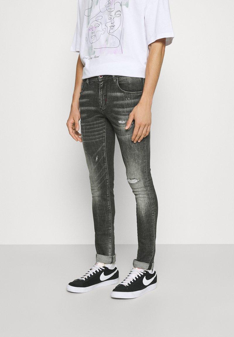 Antony Morato - GILMOUR - Jeans Skinny Fit - black