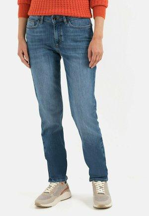 STRAIGHT FIT - Straight leg jeans - indigo