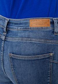 Esprit - Jeans Skinny Fit - blue medium wash - 5