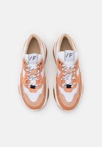 Selected Femme - Sneakers laag - beige - 4